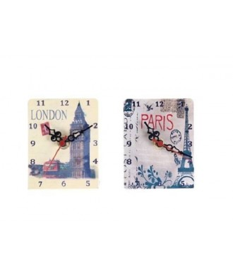 Reloj Vintage- London-Paris